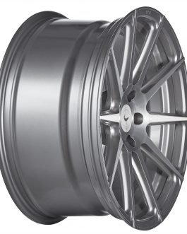 Barracuda PROJECT 2.0 silver brushed 8.5×19 ET: 42 – 5×120