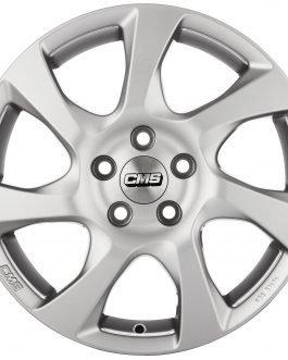 CMS C24 Silver 6.5×16 ET: 37 – 4×108
