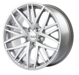 CMS B1 Racing Silver 7.5×17 ET: 29 – 5×112