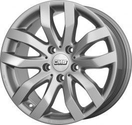 CMS C22 Racing Silver 6.5×16 ET: 46 – 5×112