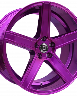 Diewe Cavo Purple 9×20 ET: 25 – 5×112