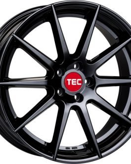 TEC Speedwheels GT7 Black glossy CB: 74.1 10.5×21 ET: 38 – 5×120