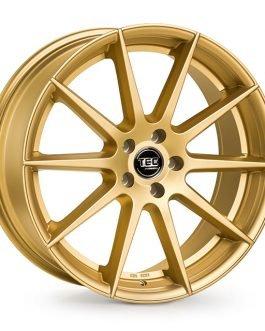TEC Speedwheels GT7 Gold CB: 72.5 8.5×19 ET: 45 – 5×108