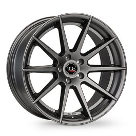 TEC Speedwheels GT7 Gun metal CB: 72.5 8.5×19 ET: 25 – 5×112