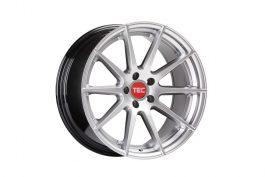 TEC Speedwheels GT7 Hyper Silver CB: 71.6 10.5×21 ET: 52 – 5×130