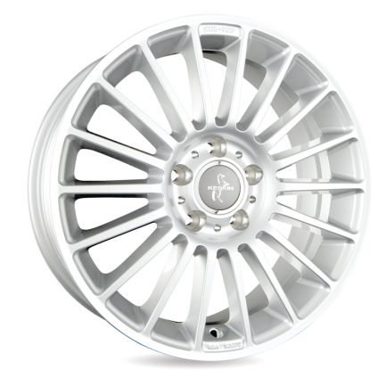 Keskin-Tuning KT15 Silver Painted 7x17 ET: 48 - 5x112