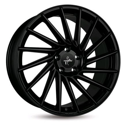 Keskin-Tuning KT17 Matt Black Painted 8.5x19 ET: 30 - 5x112