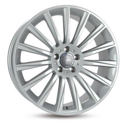 Keskin-Tuning KT18 Silver Painted 8.5x20 ET: 30 - 5x112