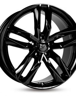 MAM RS3 Black Painted 8.5×19 ET: 45 – 5×114.3