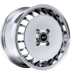 Ronal R10 TURBO POLISHED 7.0×15 ET: 28 – 4×100