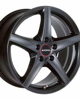 Ronal R41 MATT BLACK 7.0×16 ET: 35 – 5×112