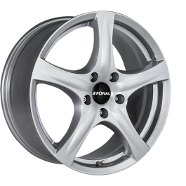Ronal R42 CRYSTALSILVER 7.0×17 ET: 37 – 5×112