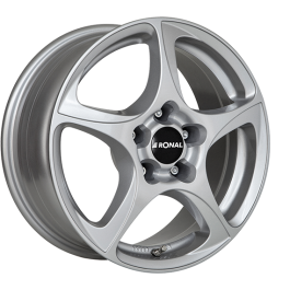 Ronal R53 CRYSTALSILVER 6.0×15 ET: 40 – 5×114.3
