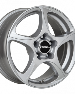 Ronal R53 CRYSTALSILVER 6.5×16 ET: 40 – 5×100