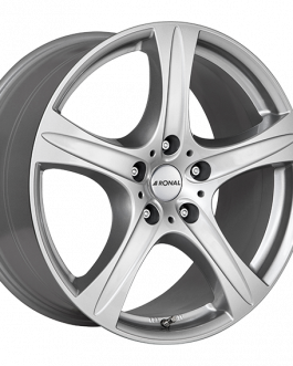 Ronal R55 SUV CRYSTALSILVER 9.0×19 ET: 30 – 5×112