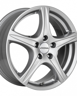 Ronal R56 CRYSTALSILVER 7.0×17 ET: 50 – 5×108