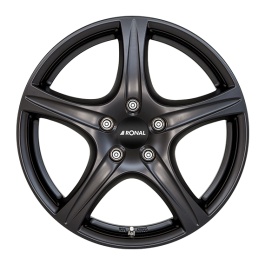 Ronal R56 MATT BLACK 8.0×18 ET: 35 – 5×112