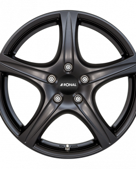 Ronal R56 MATT BLACK 8.0×17 ET: 30 – 5×112