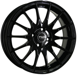 Fox Wheels FX4 Gloss Black 6.5×16 ET: 20 – 4×108