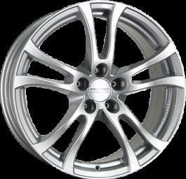 ANZIO TURN Silver 6.5×16 ET: 38 – 5×100