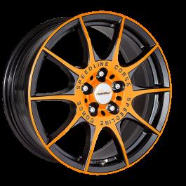 Speedline Corse SL2 Marmora MCR RACING-ORANGE – MATT BLACK 8.0×18 ET: 40 – 5×114.3