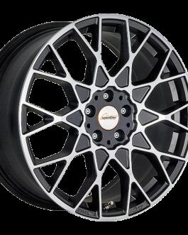 Speedline Corse SL3 Cesare MATT BLACK FACE-CUT 9.0×19 ET: 35 – 5×112