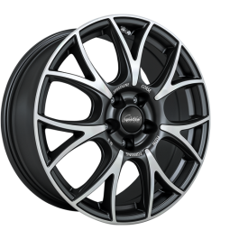 Speedline Corse SL5 Vincitore MATT BLACK FACE-CUT 8.0×18 ET: 45 – 5×118
