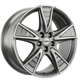 Speedline Corse SL7 Gladiatore FERRIC ANTRACITE MATT FACE-CUT 8.5×18 ET: 38 – 5×114.3