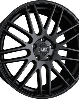 TEC Speedwheels GT1 Matt black CB: 72.5 8.5×18 ET: 45 – 5×114.3