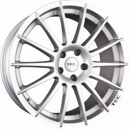 TEC Speedwheels AS2 Cristal silver CB: 72.5 7.5×17 ET: 35 – 5×112