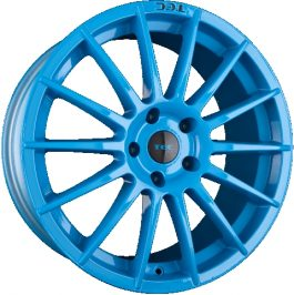 TEC Speedwheels AS2 Smurf light blue CB: 56.6 8×18 ET: 35 – 5×105