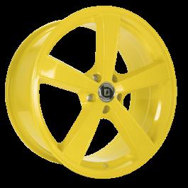 Diewe Trina Power Yellow 7×17 ET: 38 – 5×112
