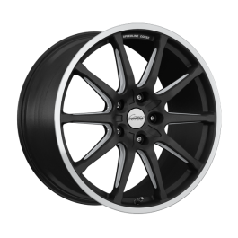 Speedline Corse SC1 RACING BLACK-MATT-RIM-CUT 9.5×20 ET: 28 – 5×112