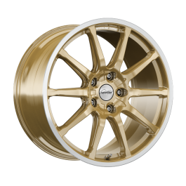 Speedline Corse SC1 RACING GOLD RIM-CUT 9.5×20 ET: 28 – 5×112