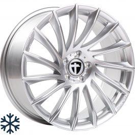 Tomason TN16 Bright Silver 8.0×18 ET: 40 – 5×108