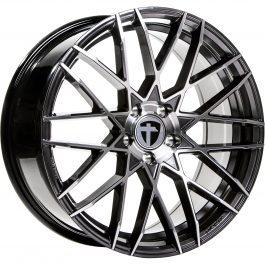 Tomason TN19 Dark Hyper black polished 8.5×20 ET: 35 – 5×120
