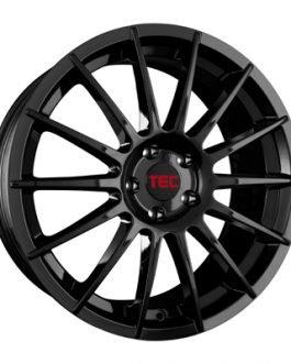 TEC Speedwheels AS2 Black glossy CB: 72.6 8.5×19 ET: 40 – 5×120