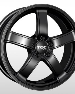 TEC Speedwheels AS1 Schwarz seidenmatt CB: 64.0 6.5×16 ET: 45 – 4×100