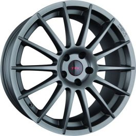 TEC Speedwheels AS2 Gun metal CB: 65.1 7.5×17 ET: 38 – 5×110