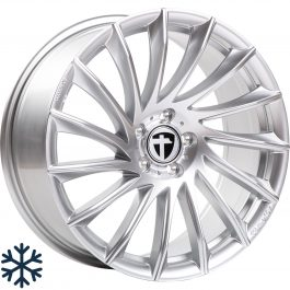 Tomason TN16 Bright Silver 8.0×18 ET: 40 – 5×114.3