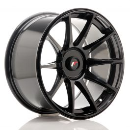 JR Wheels JR11 18×9,5 ET20-30 BLANK Glossy Black