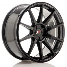 JR Wheels JR11 19×8,5 ET25-40 5H Blank Glossy Black