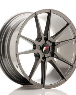 JR Wheels JR21 18×8,5 ET20-40 Blank Hyper Gray