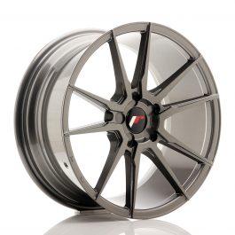 JR Wheels JR21 18×8,5 ET40 Blank Hyper Gray