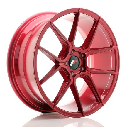 JAPAN RACING JR Wheels JR30 19x8,5 ET40 5x112 Platinum Red 8.50x19
