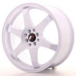 JR Wheels JR3 18×8 ET30 4×108/114 White