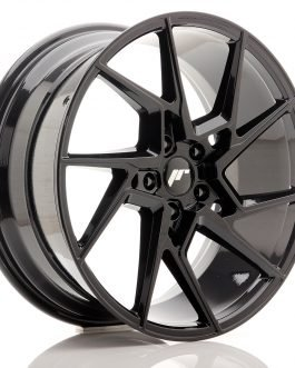 JR Wheels JR33 20×9 ET35 5×120 Glossy Black