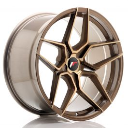 JR Wheels JR34 20×10,5 ET20-35 5H BLANK Platinum Bronze