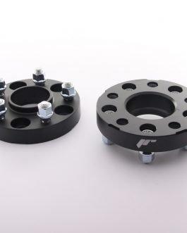JRWA3 Adapters 40mm 5×120 72,6 72,6 Black
