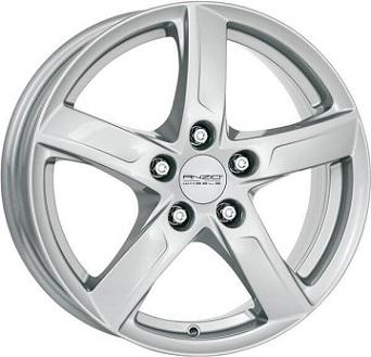 ANZIO SPRINT Silver 6.5x16 ET: 20 - 4x108